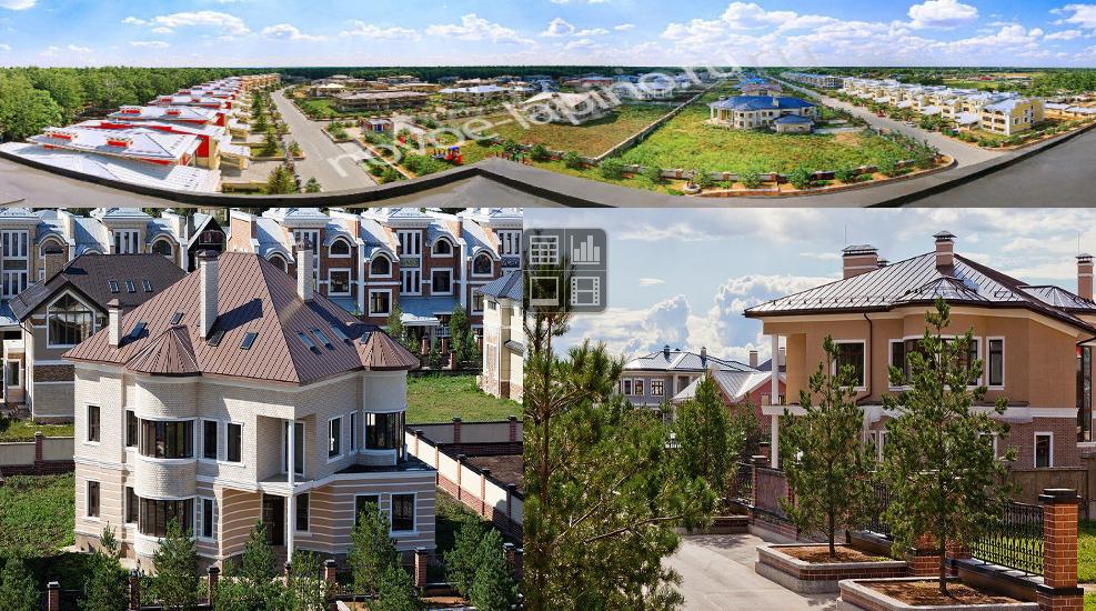 Коттеджный поселок Азарово