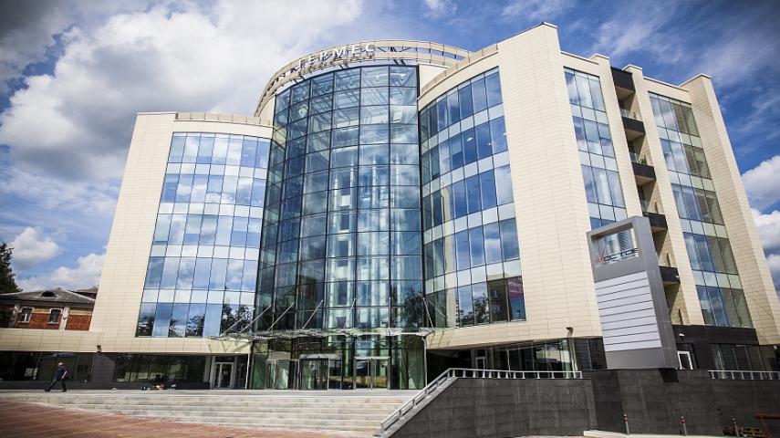 Деловой центр Гермес (г.Наро-Фоминск) Объем выполненых работ: 6000 м2